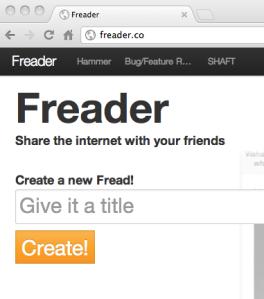 Freader.co